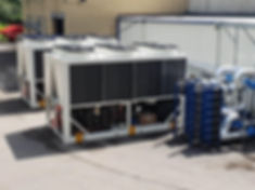 GalxC industrial chillers