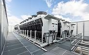 GalxC Cooling adiabatic coolers