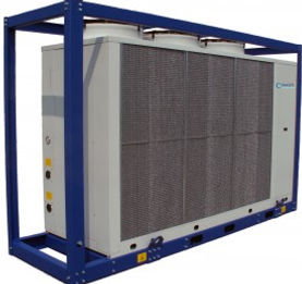 100kW GalxC hire chiller