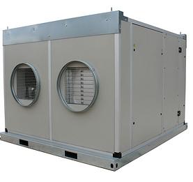 150kW GalxC hire air handling unit AHU