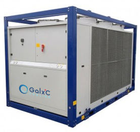 200kW GalxC hire chiller