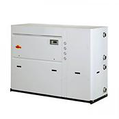 GalxC Cooling remote condenser chiller