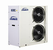 GalxC Cooling inverter chillers