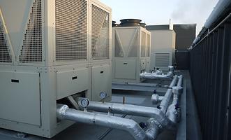 case study - hydrocarbon chiler - distribution centre