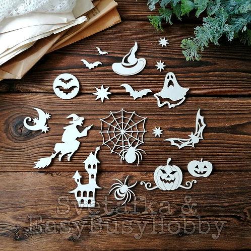 Ночь Хэллоуина