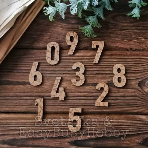 Кракле цифры
