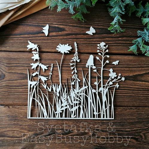 Гибкие травы