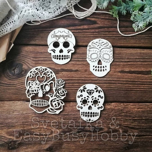 Скелеты в Мексике