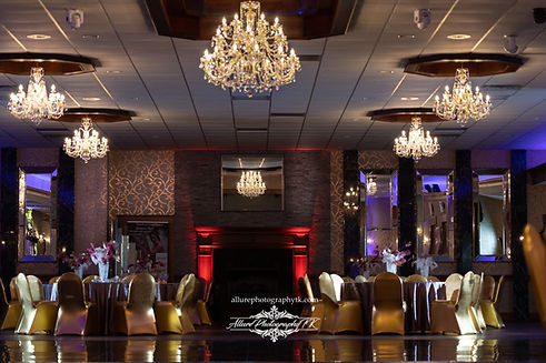 touh of excellence banquet hall wedding