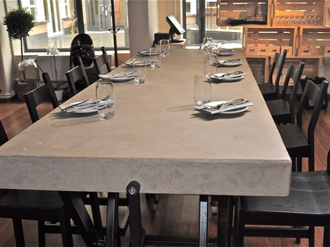 ClayStone table