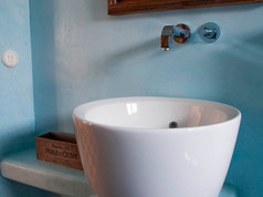 Tadelakt badrum