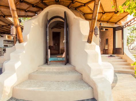 Dome bygge på Lombok