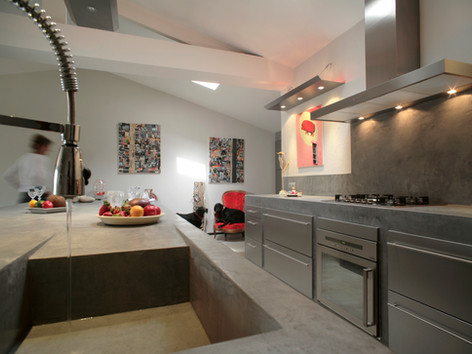 ClayStone Kitchen