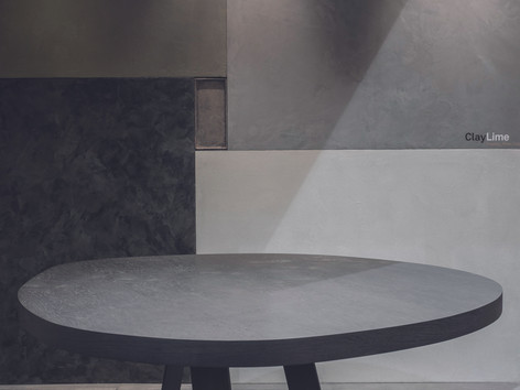 Walls, floor, furniture