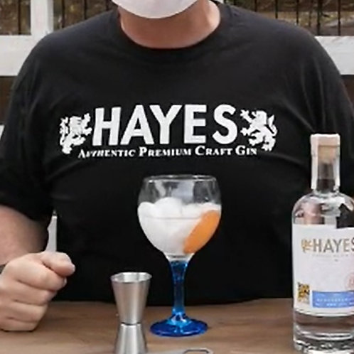 HAYES GIN LADIES T-SHIRT
