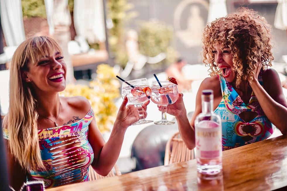 Ladies Drinking HAYES Pink Gin.jpg