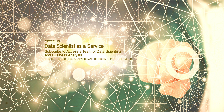 Data Scientist Offering