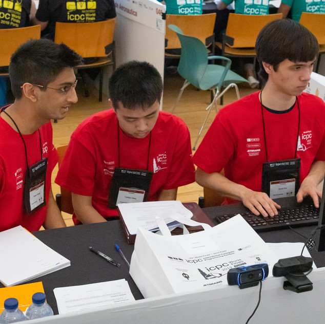 ICPC South Central Regional Contest - Louisiana, Oklahoma, Texas