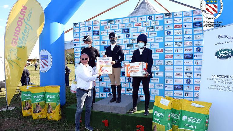 Tappa MIPAAF e Trofeo Guidolin - Concorso completo di equitazione - Nazionale
