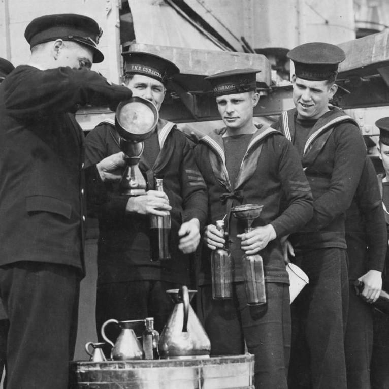 Booze School - Seafaring Spirits