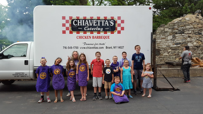 NCCS Hosts Successful Chiavetta's Chicken Barbecue