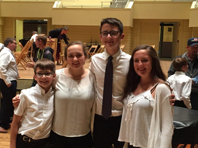 NCCS STUDENTS AND ALUMNI SHINE AT MUSIC FESTIVAL