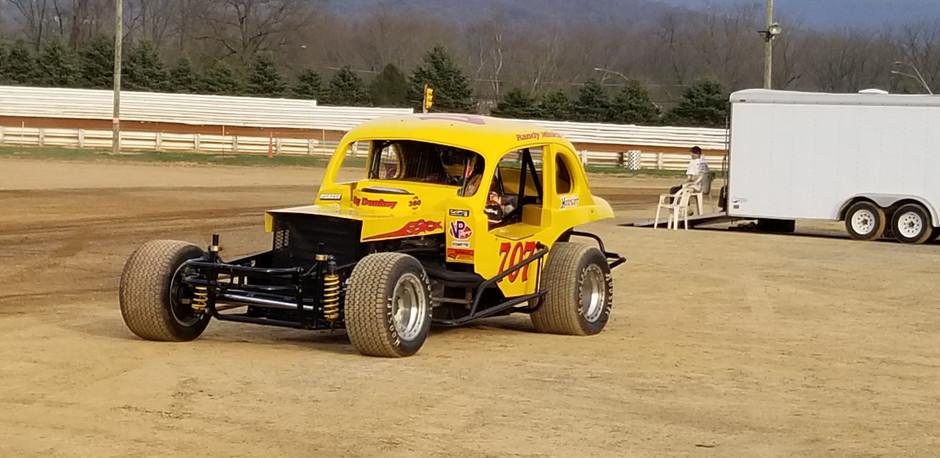 Randy Minich Selinsgrove Speedway 4-14-18