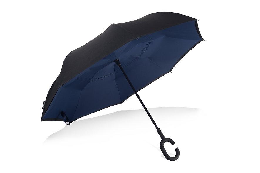 Veron Umbrella | Midnight Blue