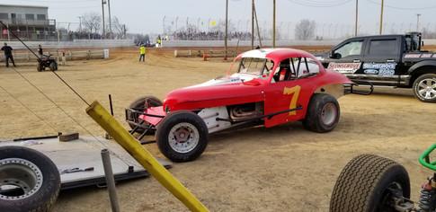 Paul Bacchus - Selinsgrove Speedway 4-14-18