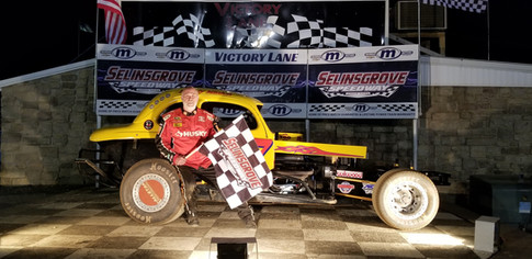 Randy - Feature Win Selinsgrove 4-14-18