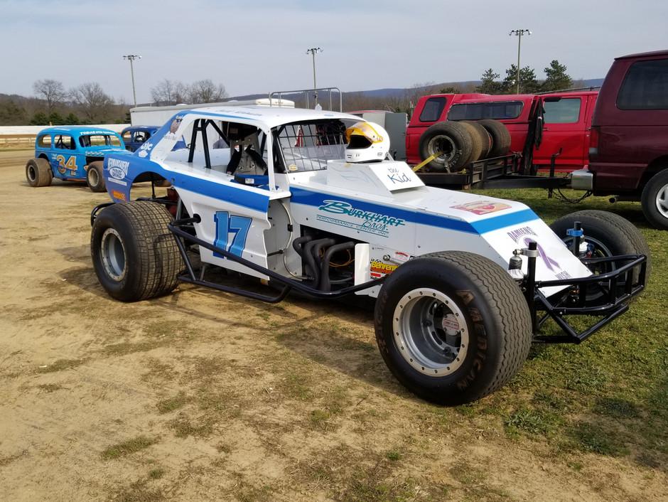 Curt Neiman Selinsgrove Speedway 4-14-18