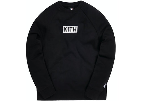 Kith For Major League Baseball Los Angeles Dodgers Arched Crewneck