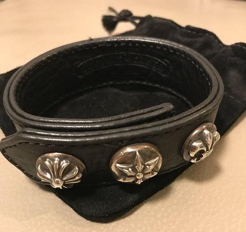 Chrome Heart Rivets Bracelet