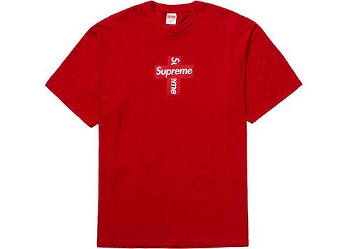 Supreme Cross Box Logo Tee