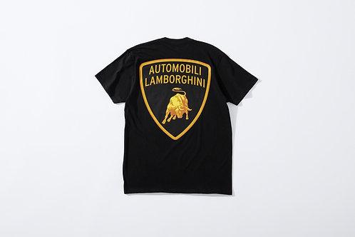 Supreme Automobili Lamborghini Tee Black