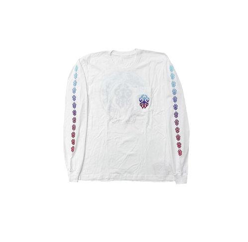 Chrome Hearts Gradient Dagger L/S T-Shirt