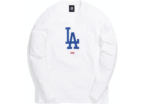 Kith For Major League Baseball Los Angeles Dodgers L/S Tee