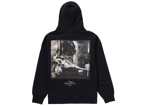 Supreme Joel-Peter Witkin Sanitarium Hooded Sweatshirt
