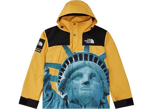 Supreme The North Face Statue of Liberty Mountain Jacket