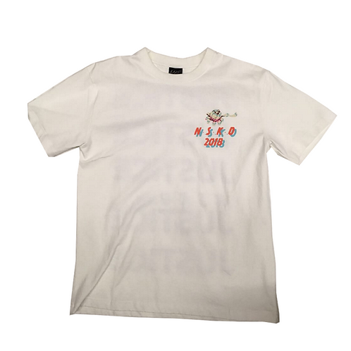 Justice T-shirt WHITE