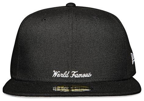 Supreme x New Era Reverse Box Logo Hat