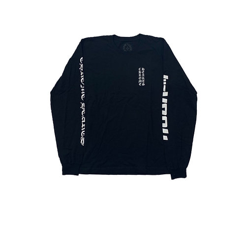 Chrome hearts Japan Exclusive long sleeve T-shirt