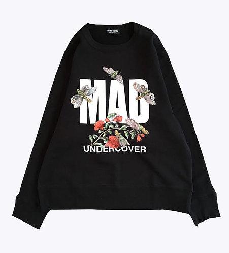 UNDERCOVER Madstore Flower Crewneck