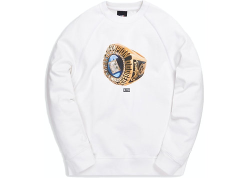Kith For Major League Baseball Los Angeles Dodgers Champions Crewneck