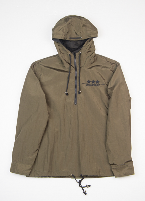 Discovery Collection: Water Proof Half-Zip Jacket