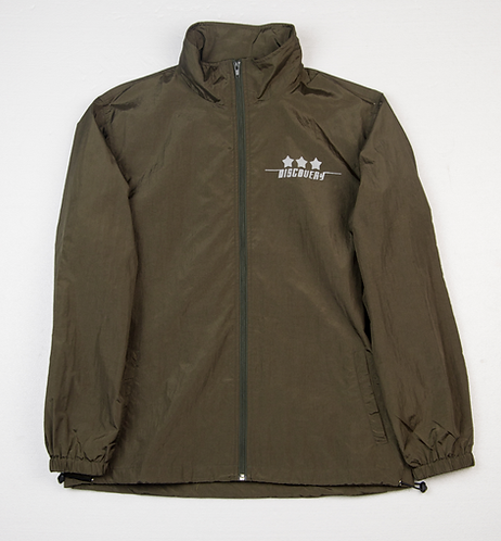 Discovery Collection: Water Proof Coach Jacket