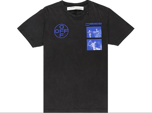 Off White Hardcore Caravaggio Slim T-Shirt