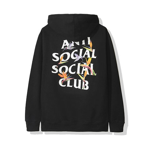 ASSC Pair of Dice Hoodie BLACK