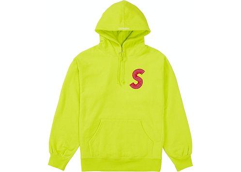 Supreme S Logo Hooded Sweatshirt (FW20)