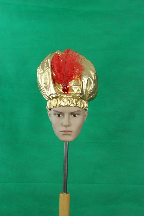 Turban (gold)